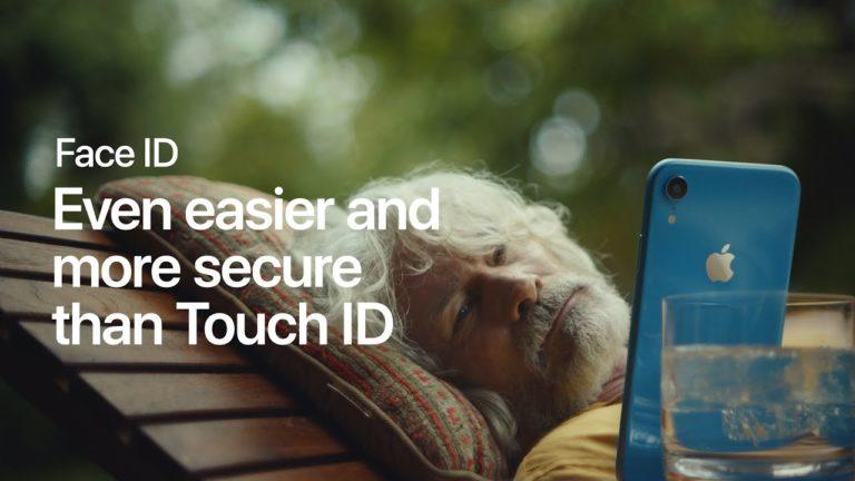 Apple'dan Face ID için yeni reklam!