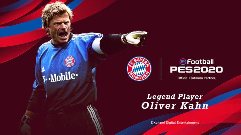 PES 2020 için Bayern Münih dopingi!