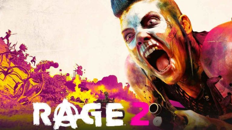 Rage 2 Rise of the Ghosts ertelendi!