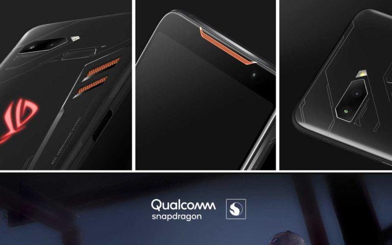 Asus ROG Phone 2 SD855 Plus ile gelecek!