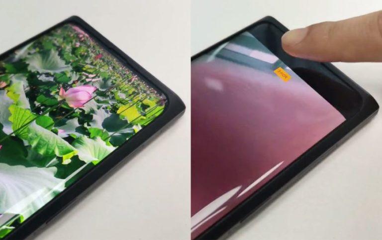 Huawei ekran altı kamera için patent aldı