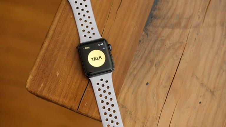 Apple Walkie-Talkie özelliğini devre dışı bıraktı!