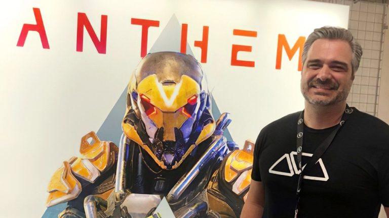 Anthem baş yapımcısı Bioware'dan ayrıldı