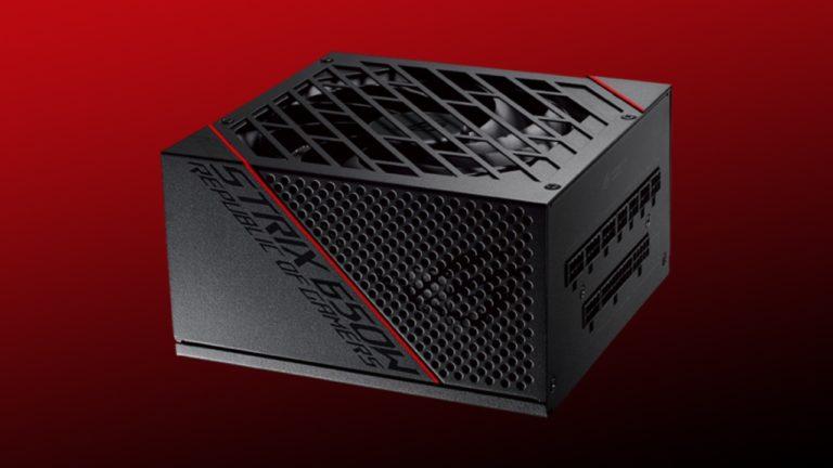 Asus ROG Strix güç kaynakları duyuruldu!