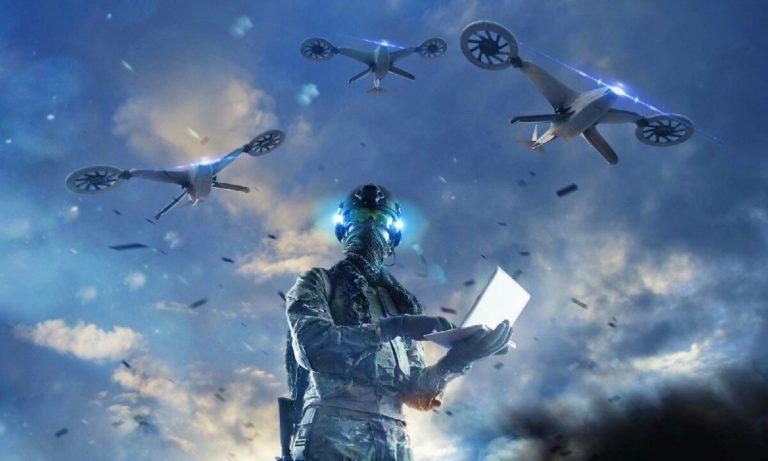 DARPA videosu korkunç drone gerçeğini ortaya çıkardı