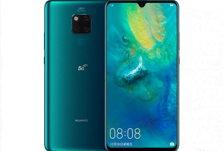 Huawei Mate 20X 5G yoğun ilgi gördü