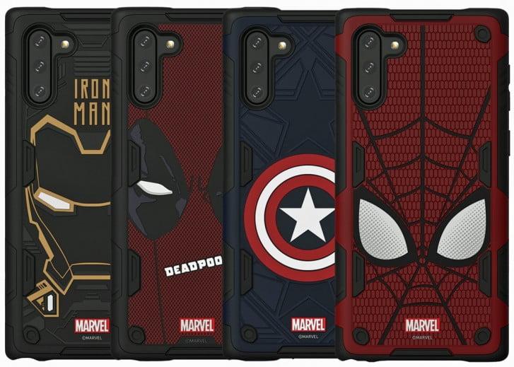 Marvel temalı Galaxy Note 10 kılıfları geliyor!
