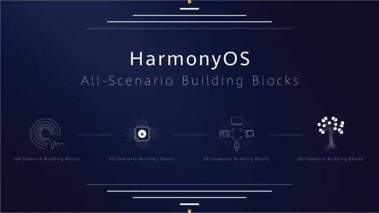 Huawei HarmonyOS tanıtıldı!