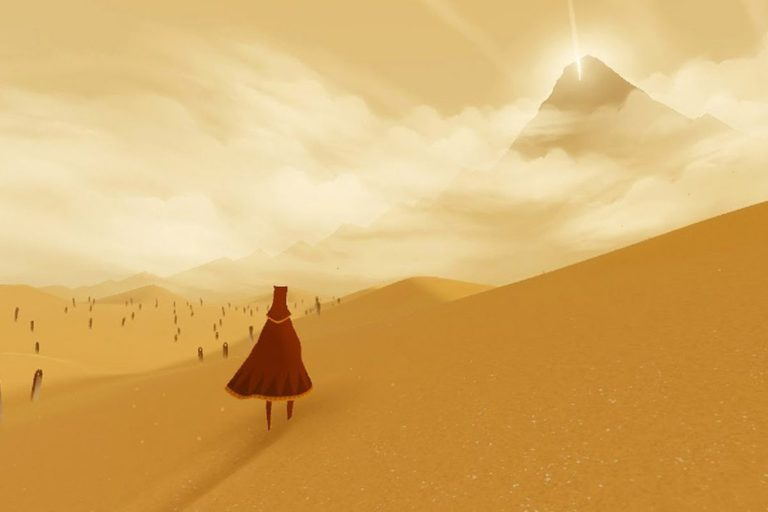 Journey iOS platformuna gelid!