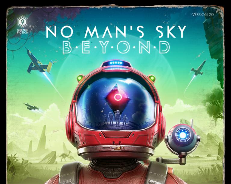 No Man's Sky için Beyond güncellemesi yayınlandı