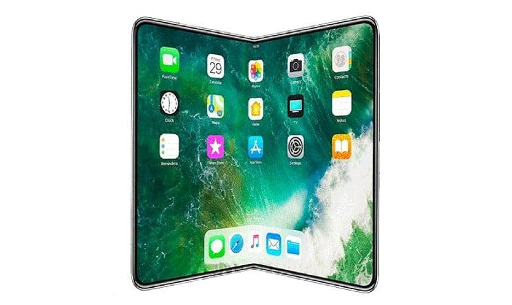 Katlanabilir iPad yakında üretilebilir!