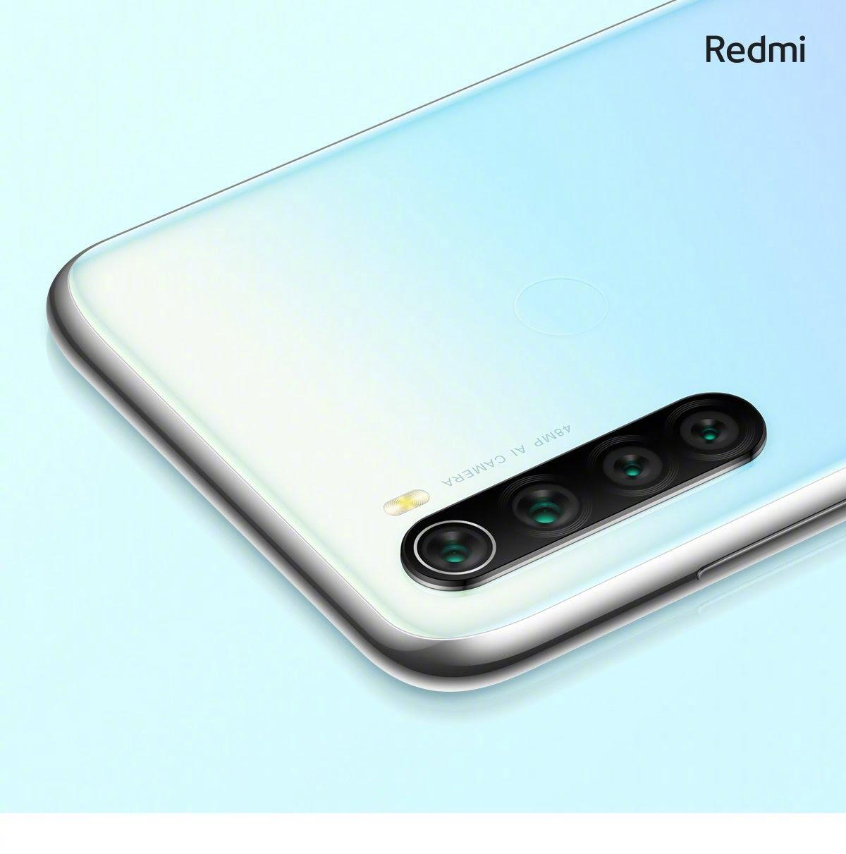 Redmi Note 8 özellikleri
