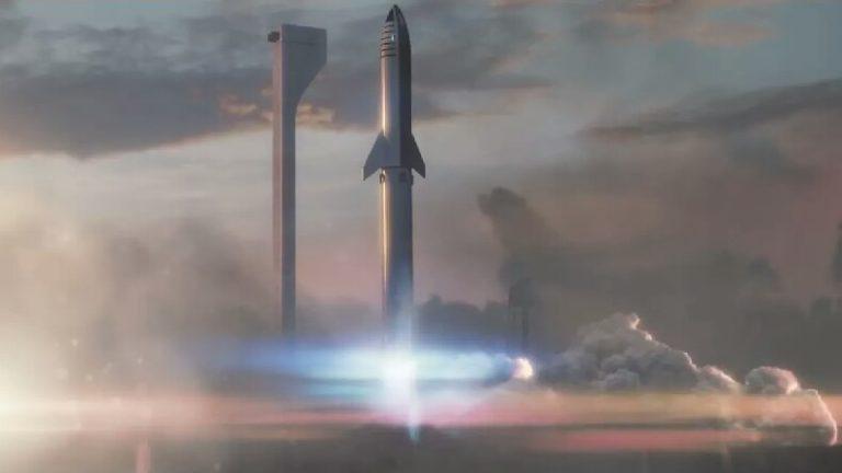 Elon Musk Mars şehrini kurmak için 1000 uzay gemisi inşa edecek