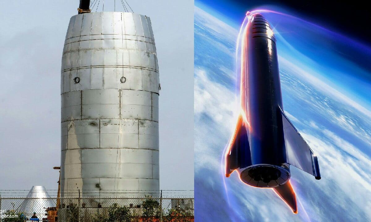 SpaceX devasa patlama