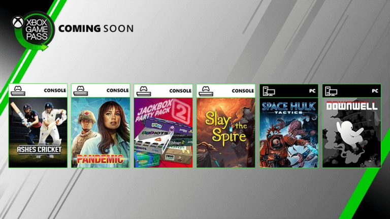 Xbox Game Pass için yeni oyunlar geliyor!
