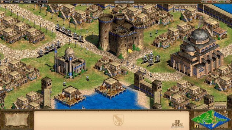 Age of Empires 2 Definitive Edition Türkçe dil desteğiyle geliyor!