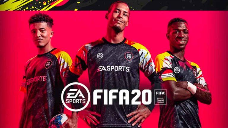 FIFA 20 tüm hatlarıyla ortaya çıktı