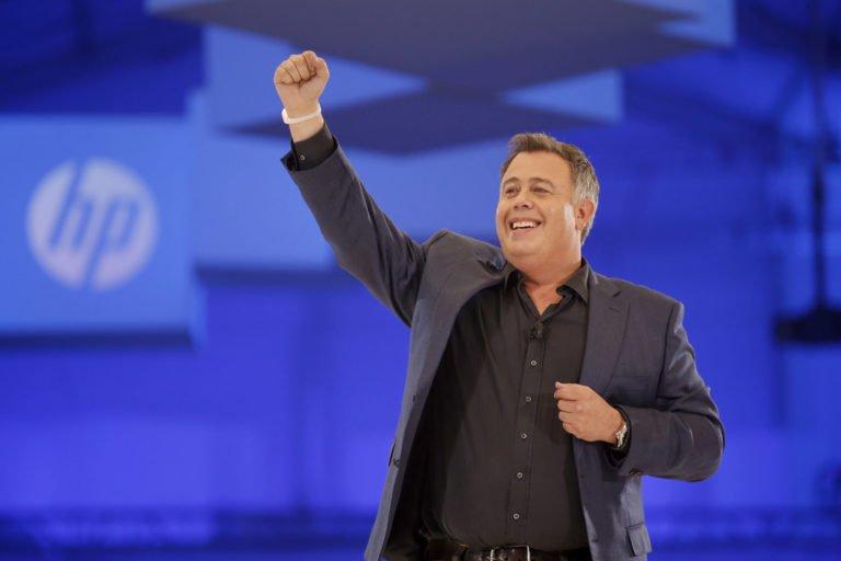 HP CEO Dion Weisler görevden ayrılıyor