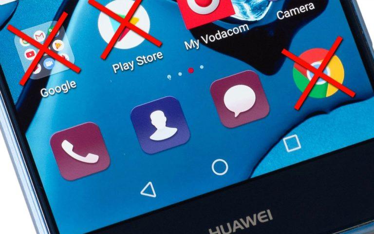 Huawei Mate 30 Play Store gibi Google servislerine sahip olmayacak!