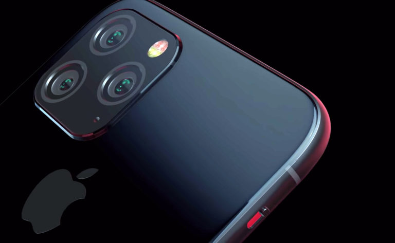 iPhone 11 Pro kılıfı ile görüntülendi!