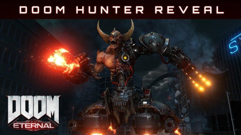 Doom Eternal için yeni tanıtım videosu