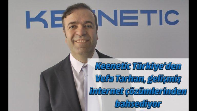 Modem Router'ınızdan memnun değil misiniz? Keenetic, artık Türkiye'de!