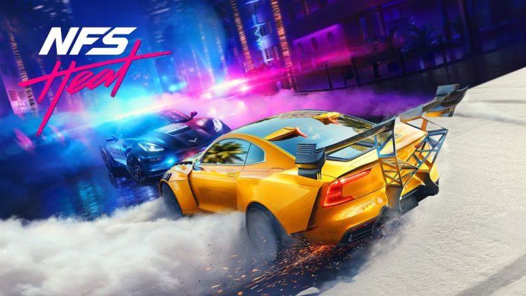 Need for Speed: Heat ön siparişe sunuldu!