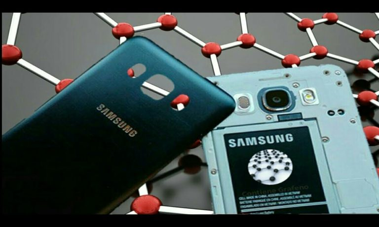 Samsung grafen batarya yarım saatte tam dolabilecek