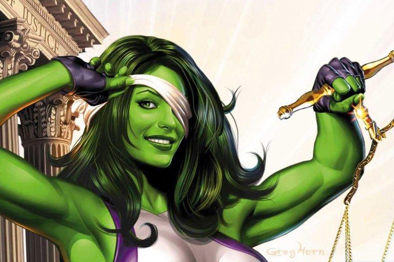 She-Hulk dizisi için bomba iddia!