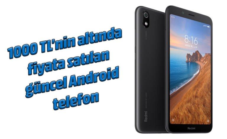 Redmi 7A inceleme. Uygun fiyata güncel Android telefon