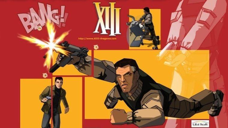 XIII Remake için ilk ekran görüntüleri yayınlandı