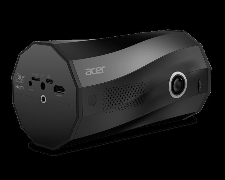 Acer'dan taşınabilir LED projektörü C250i
