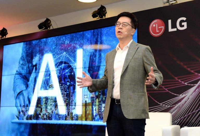 LG Yapay Zeka konusunda yeni atılımlar yapıyor!