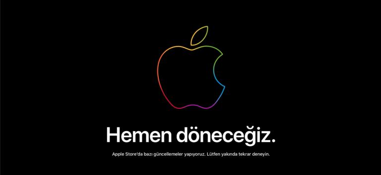 Apple Store iPhone 11 ön sipariş öncesi bakımda!