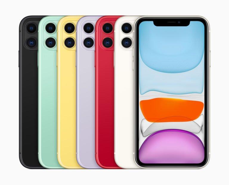 iPhone 11 tanıtıldı! İşte iPhone 11 özellikleri!