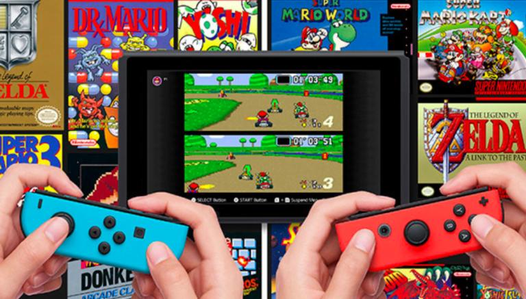 SNES oyunları Nintendo Switch'e geldi!