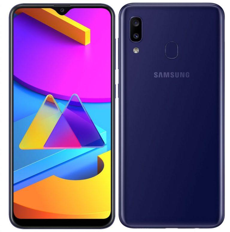 Samsung Galaxy M10s tanıtıldı! İşte özellikleri!
