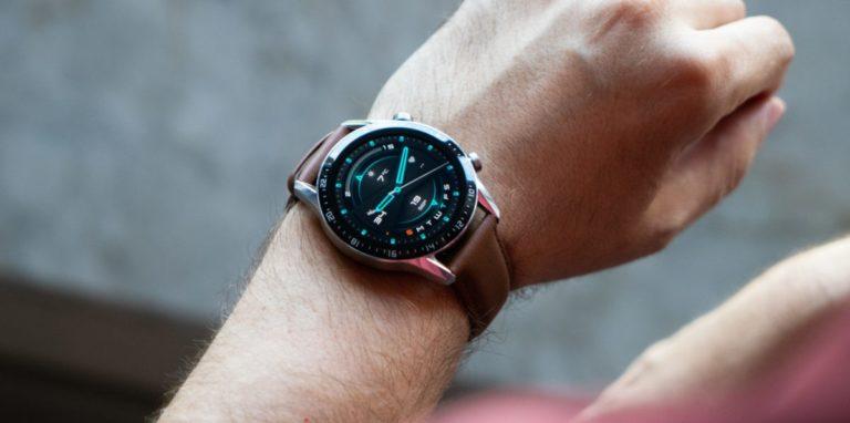 Huawei Watch GT2 en iyi akıllı saat seçildi!