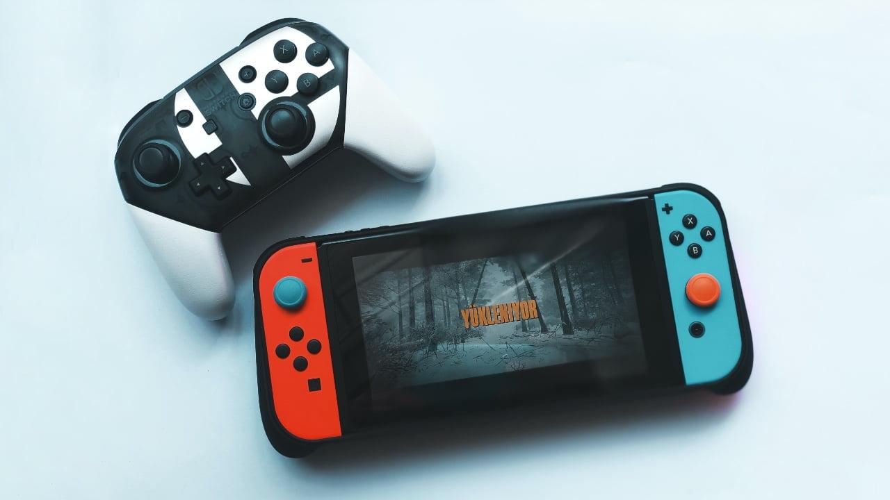 Nintendo Switch Türkçe Yama
