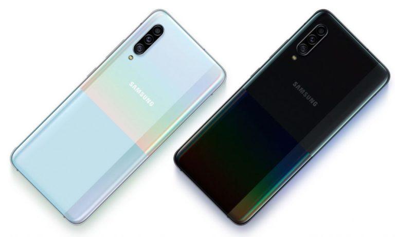 Samsung Galaxy A90 5G tanıtıldı! İşte özellikleri!
