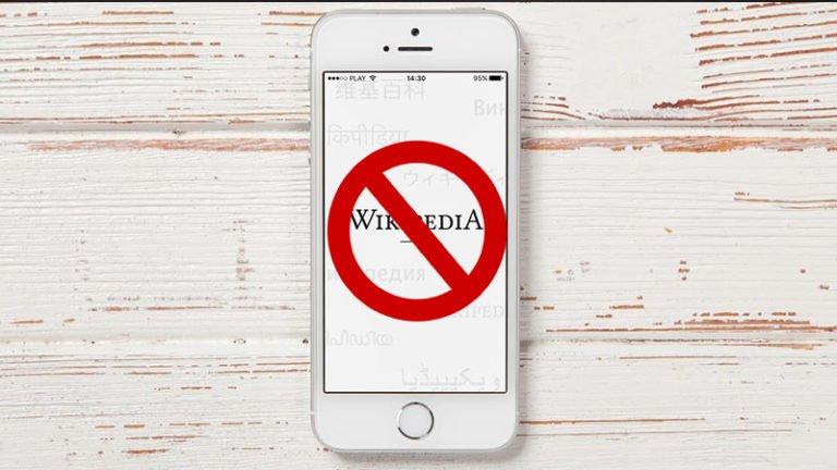 Wikipedia erişim engeli için ilk karar geldi!