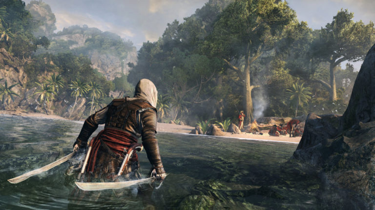 AC 4 Black Flag ve AC Rogue Nintendo Switch için geliyor