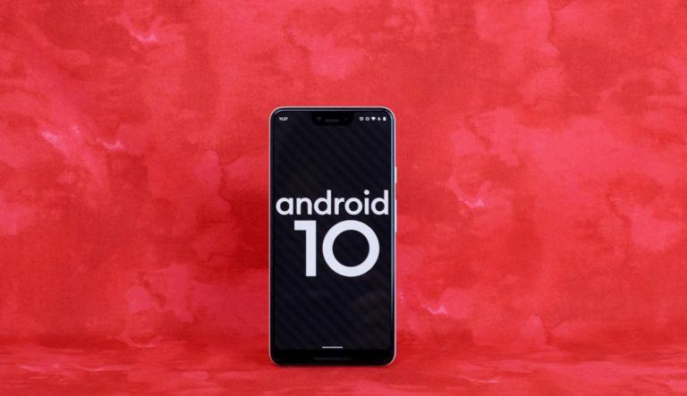 Android 10 güncellemesi çıktı! İndir!