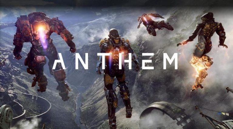 Bioware hala Anthem'den umutlu