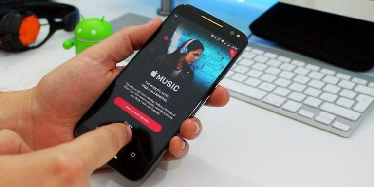 Apple Music Android versiyonunu kullananlara müjde