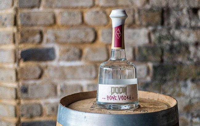 Doom şimdi de vodka markası oluyor