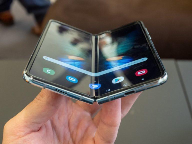Samsung Galaxy Fold ön siparişlerini iptal etti