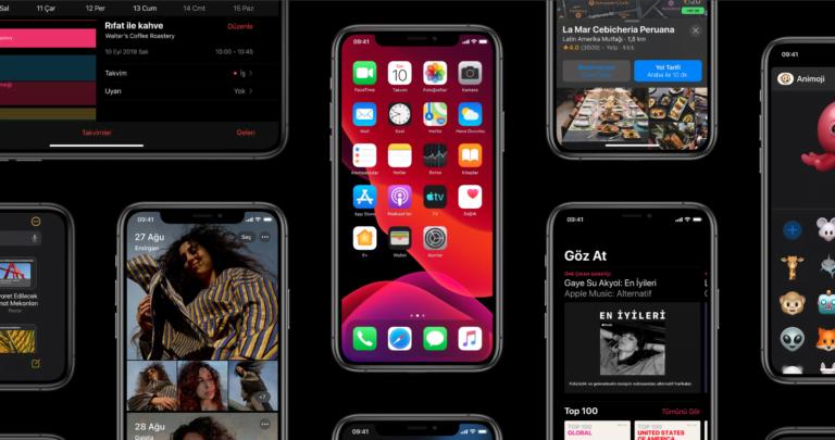 iOS 13 güncellemesi bugün çıkıyor! Peki, hangi modeller güncelleme alacak?