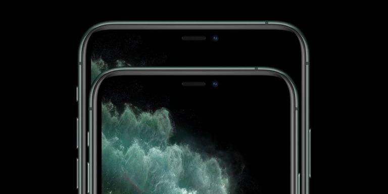 iPhone 11 Pro Max ön kamerası ile hayal kırıklığı yaşattı