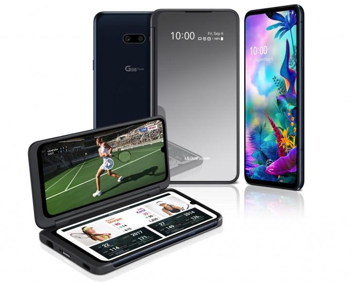 Çift ekranlı LG G8X tanıtıldı! İşte özellikleri